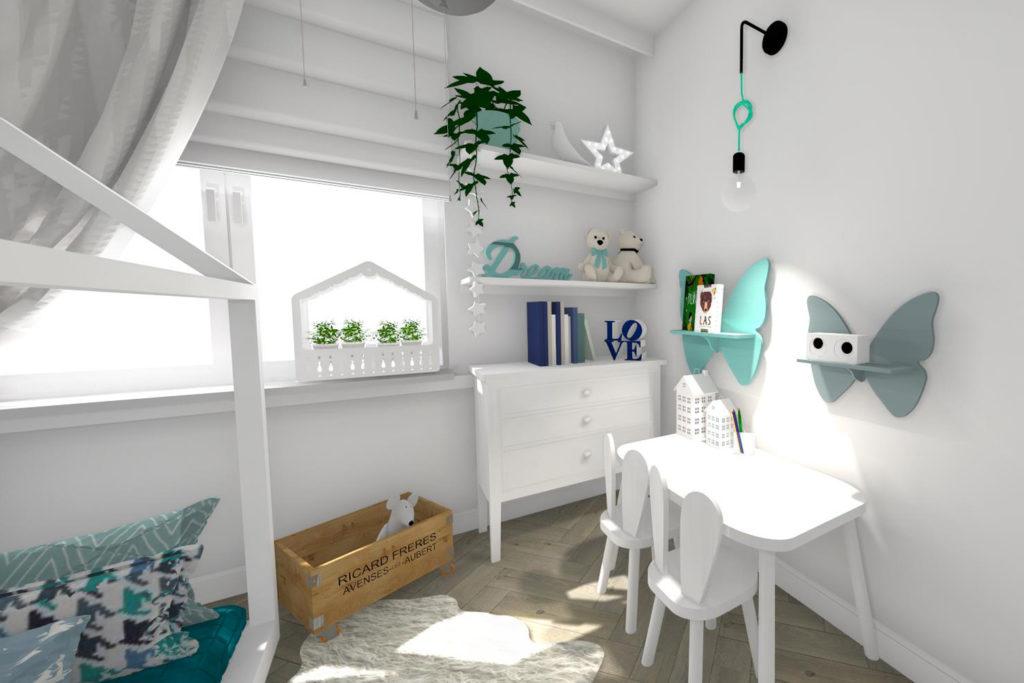 Gwozdowska design agnieszka gwozdowska studio pokoj dzieciecy 02