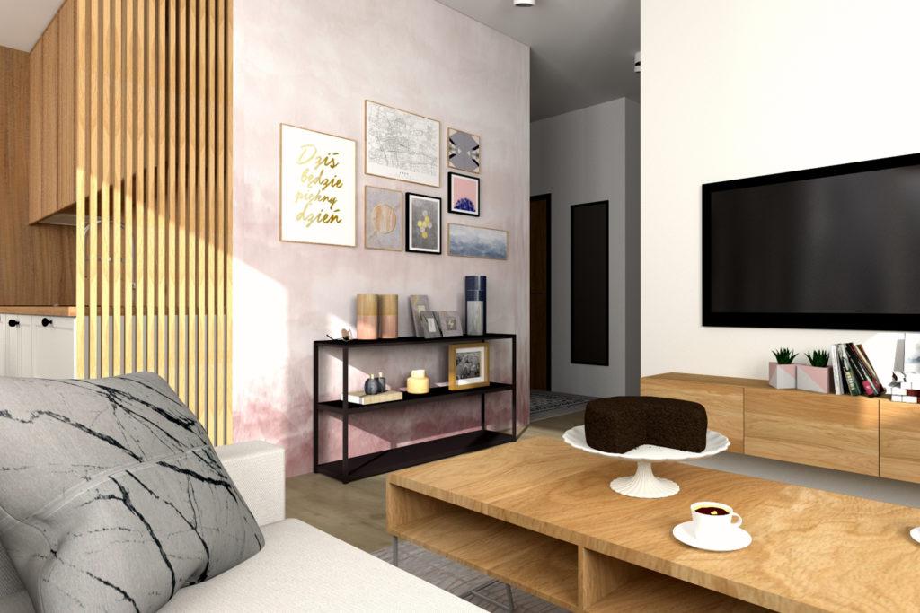 agnieszka gwozdowska design architekt projektant wnetrz lodz mieszkanie lakowa (4)