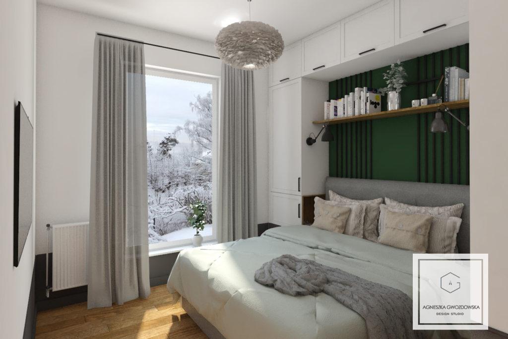 agnieszka gwozdowska design architekt projektant wnetrz lodz sypialnia (3)