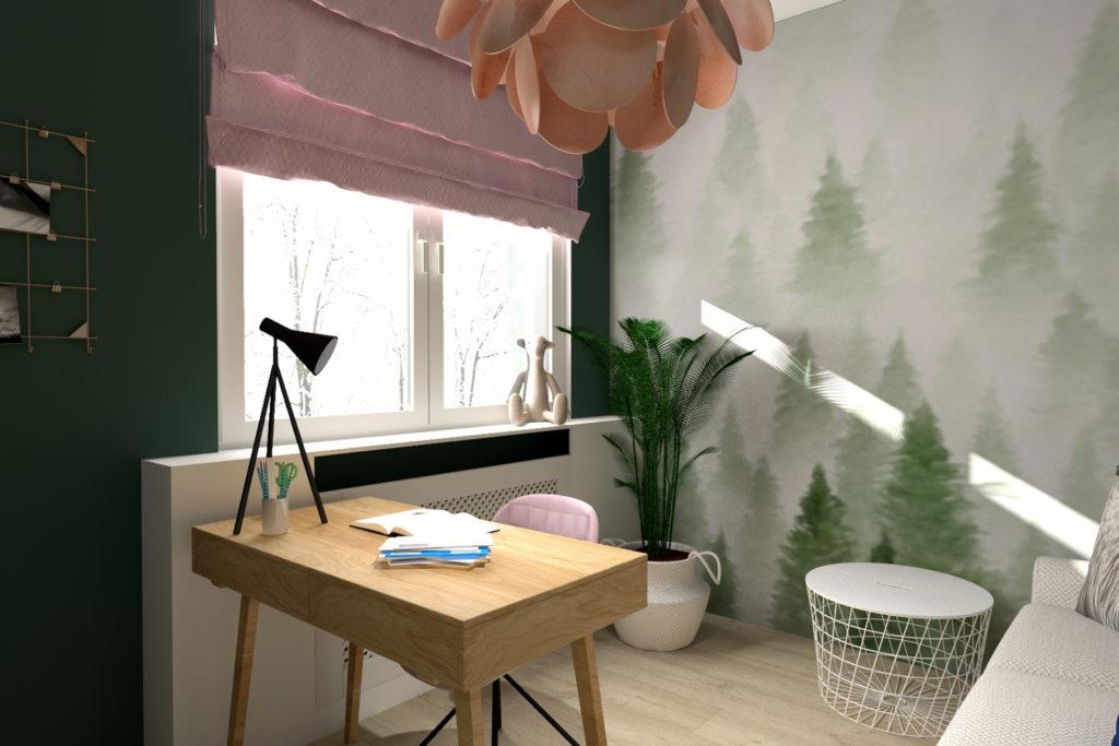 agnieszka gwozdowska design architekt projektant wnetrz lodz mieszkanie lakowa (10)