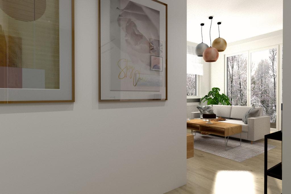 agnieszka gwozdowska design architekt projektant wnetrz lodz mieszkanie lakowa (6)