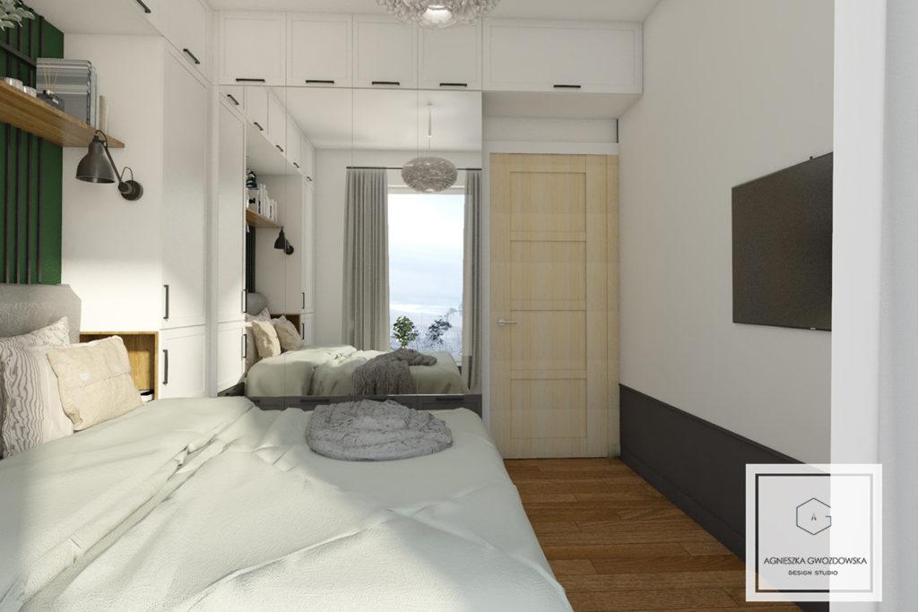 agnieszka gwozdowska design architekt projektant wnetrz lodz sypialnia (1)