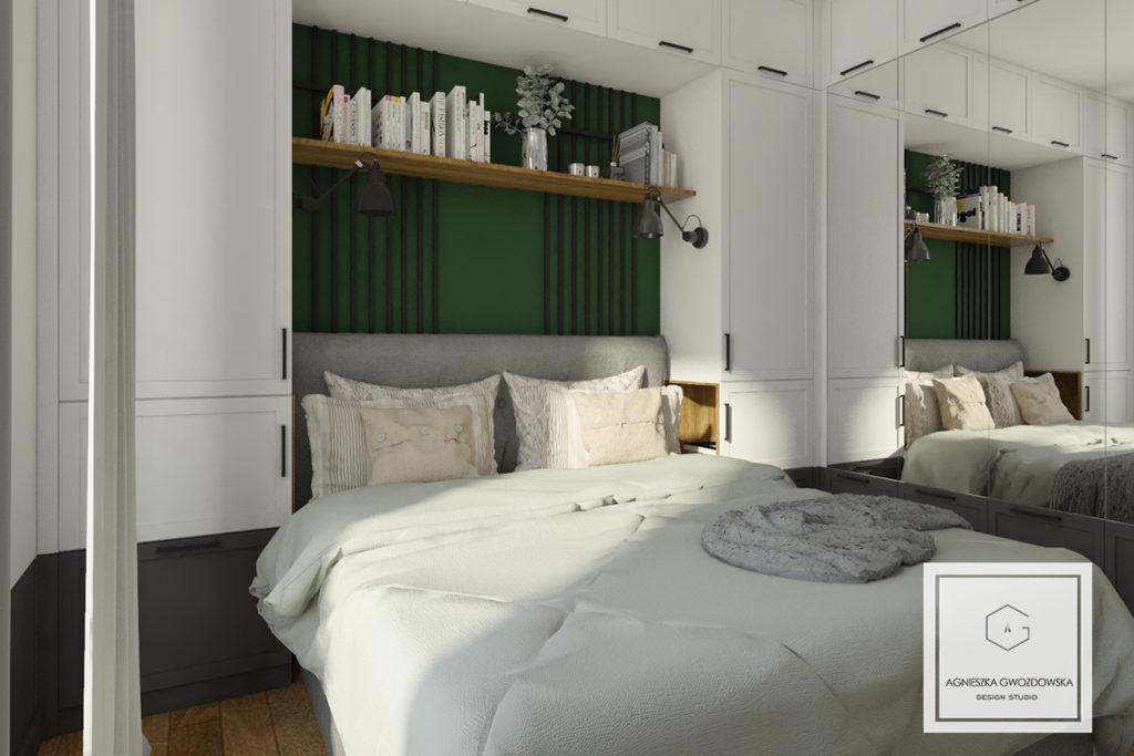 agnieszka gwozdowska design architekt projektant wnetrz lodz sypialnia (2)