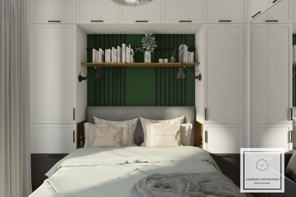 agnieszka gwozdowska design architekt projektant wnetrz lodz sypialnia (4)